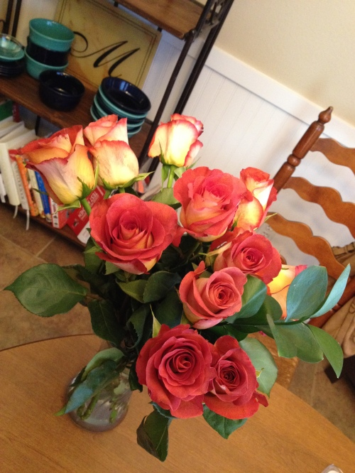 My beautiful roses for five years!