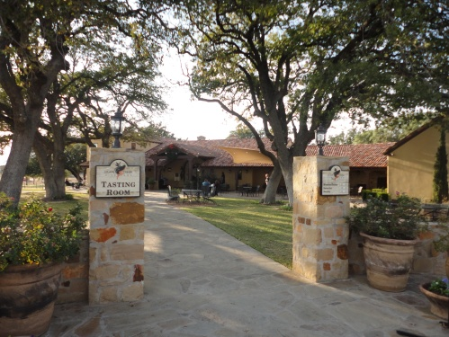 November 2012- Grape Creek in Fredericksburg, TX