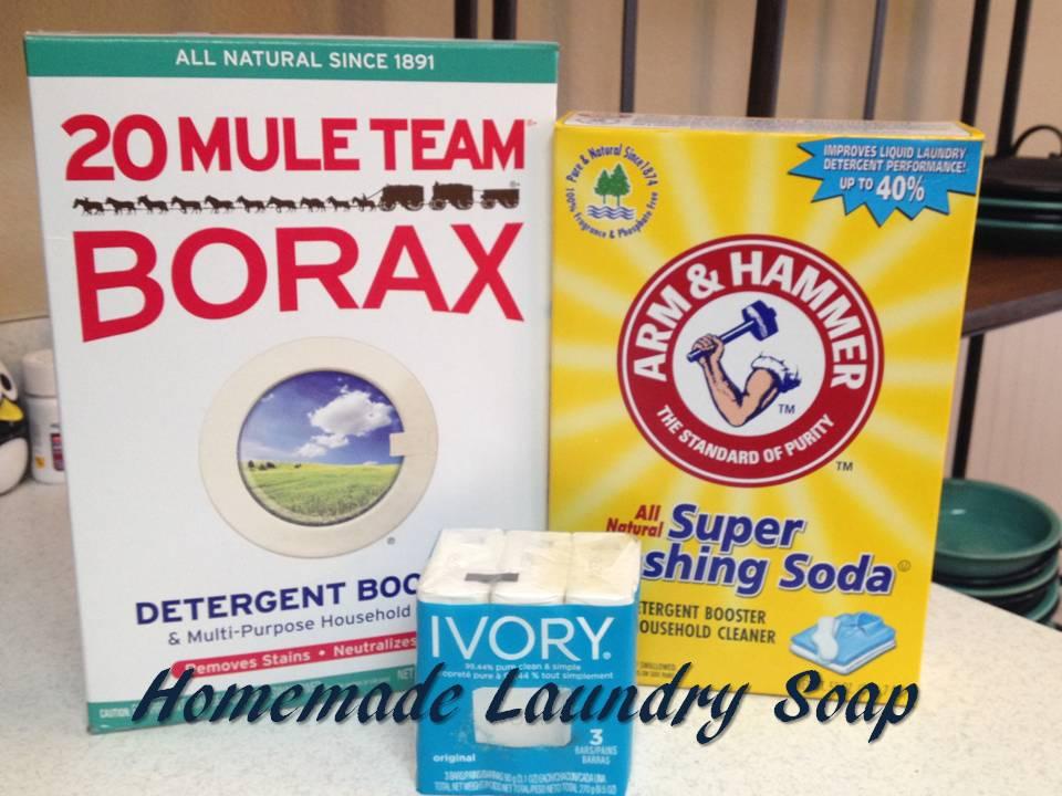 Duggar Family Laundry Soap · laundry
