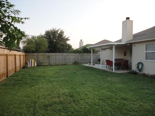2013-07-05 (2) backyard makeover complete!
